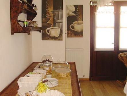 sala colazione La di Buiat