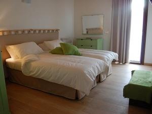camera verde la di Buiat